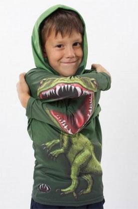 Пасть динозавра