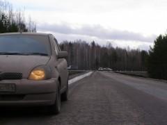 Toyota Vitz 4WD