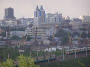Железнодорожный мост Новосибирска